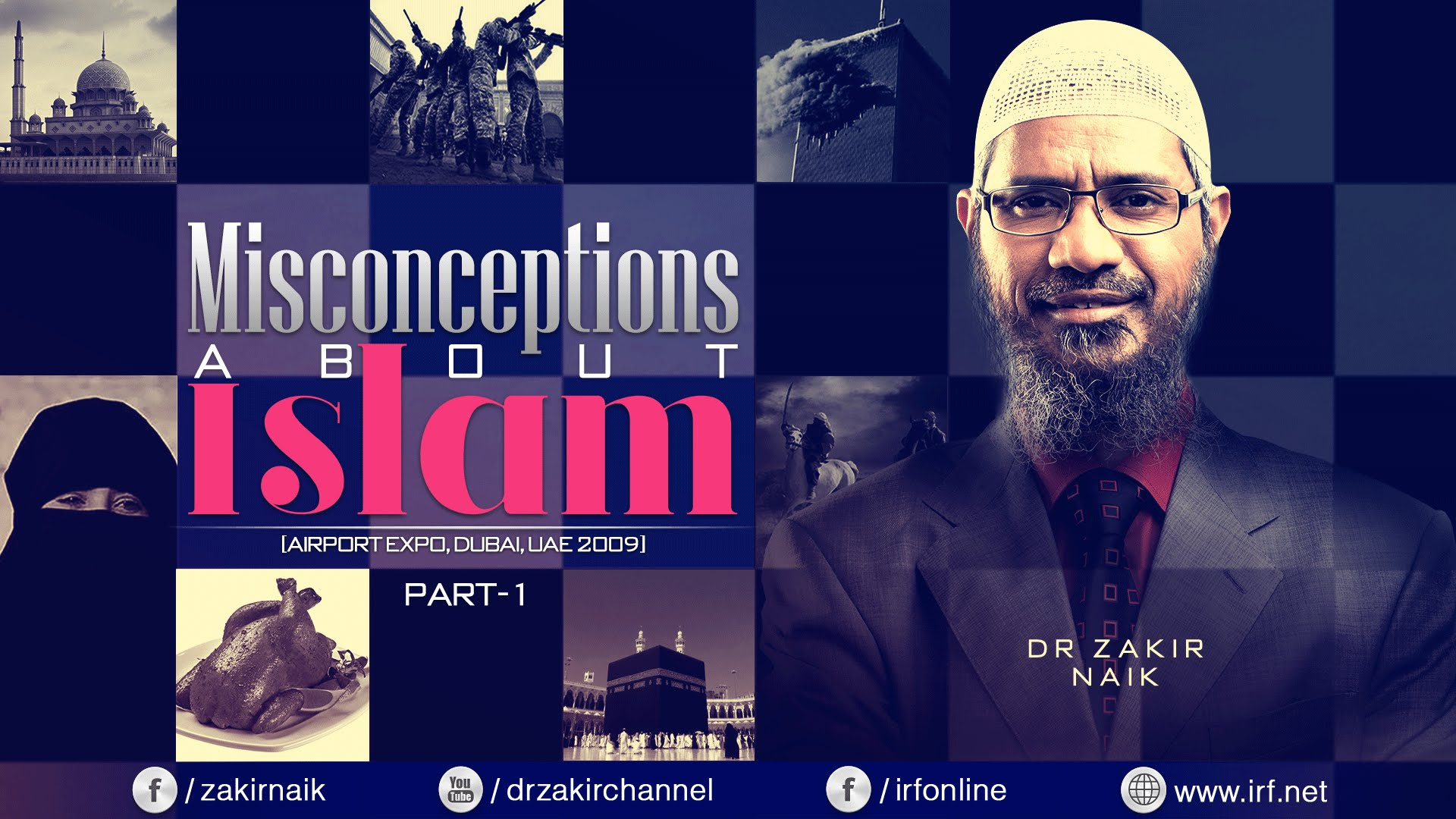 Misconceptions About Islam Part 1