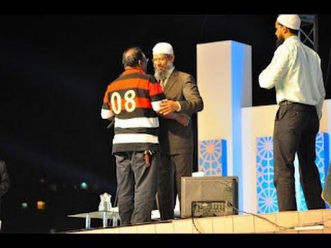 Dr.Zakir Naik Amazing Reply – Hindu Convert to Muslim [ Malaysia Tour]
