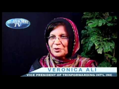 MY JOURNEY TO ISLAM : VERONICA ALI (VICE PRESIDENT OF