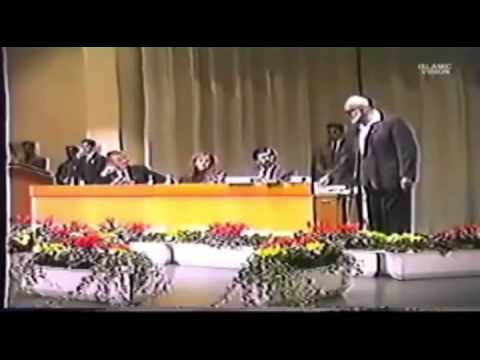 Ahmed Deedat – Was the Gospel of Luke inspired by the Holy Spirit?