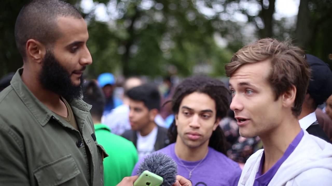 INTELLIGENT Atheist vs Muslim    Br Mohammed Hijab