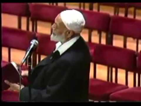 Which gospel did Jesus preach? – Ahmed Deedat Answer