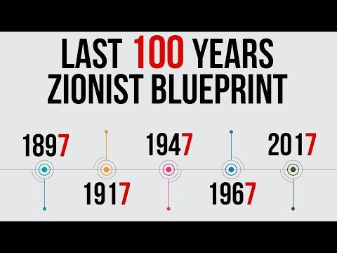 (2017-2067 ) Zionist Master Plan for next 50 years – Part 2 of 2