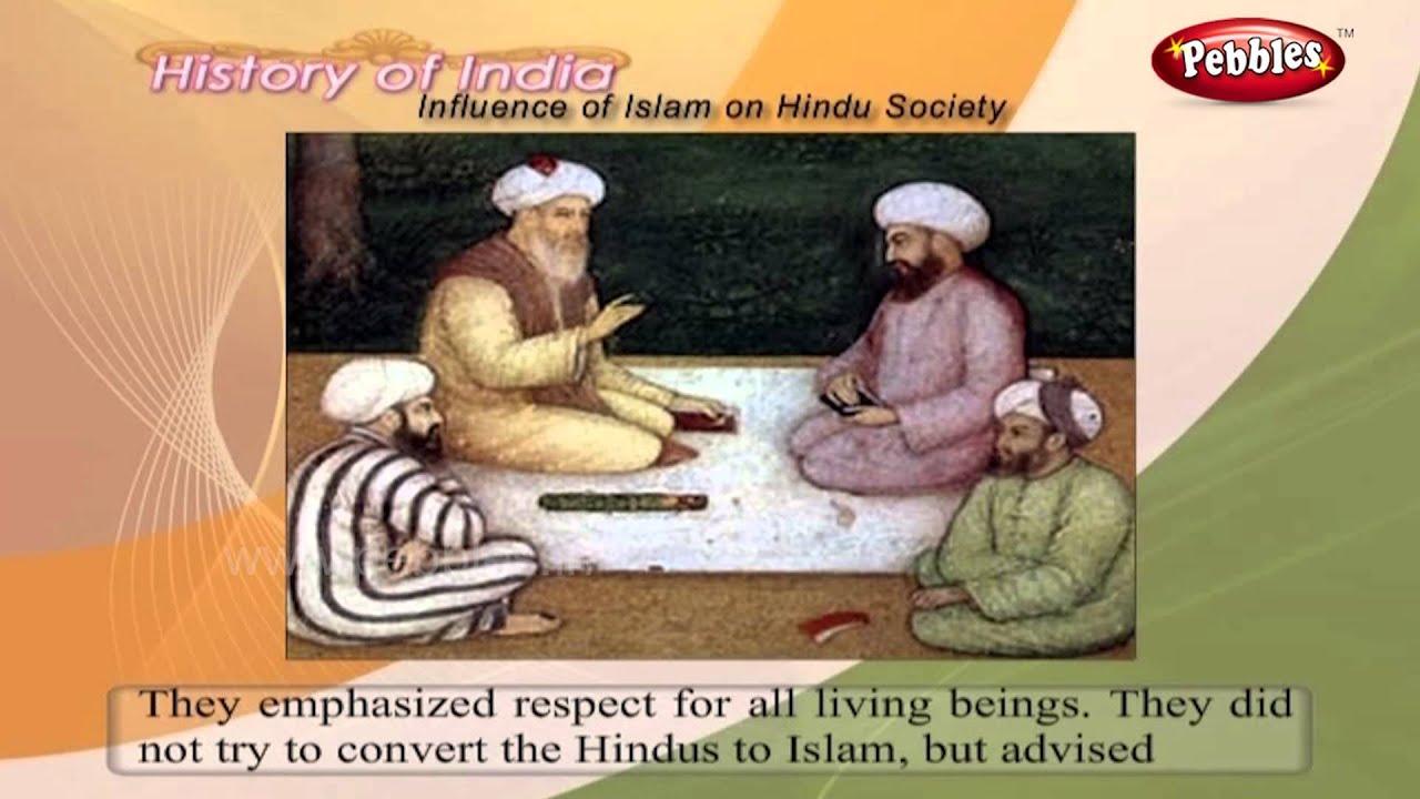 Influence of Islam in Hindu Society