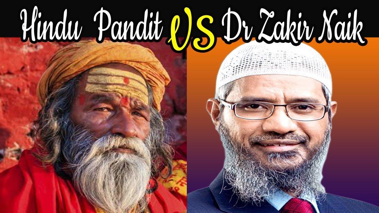 Hindu Pandit vs Dr Zakir Naik