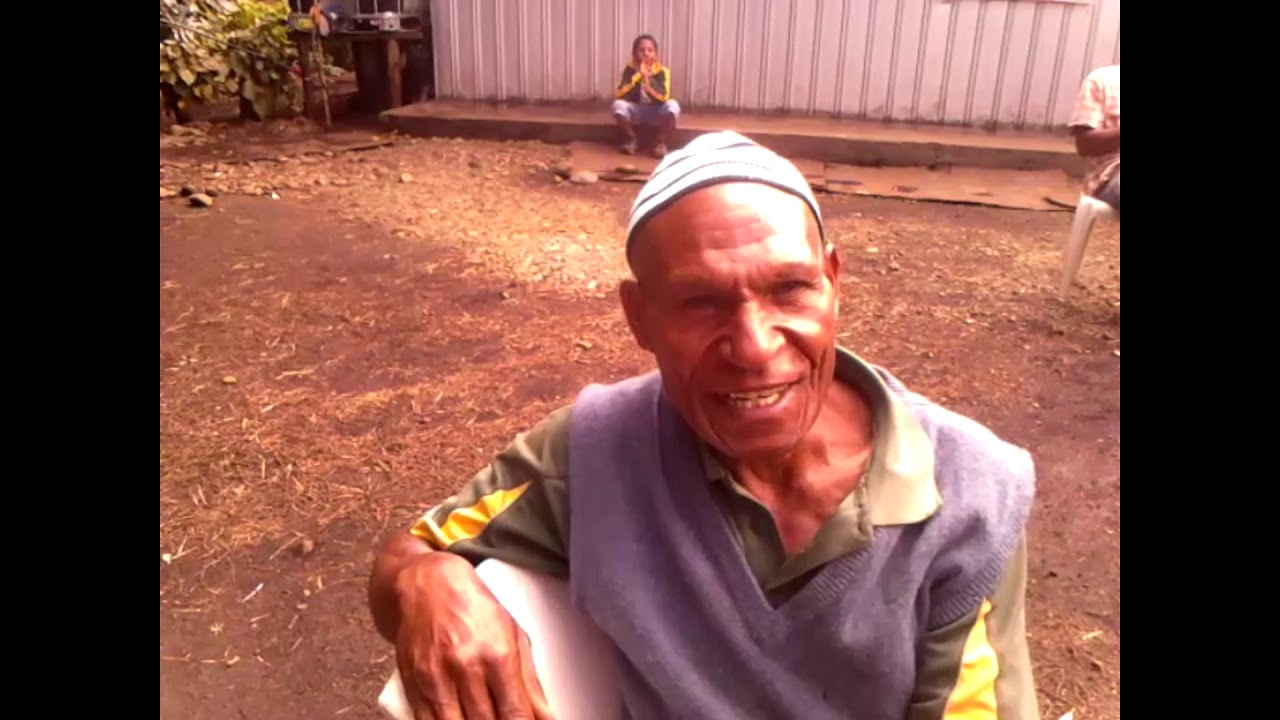 First Christain Pastor from Papua New Guinea Become Muslims