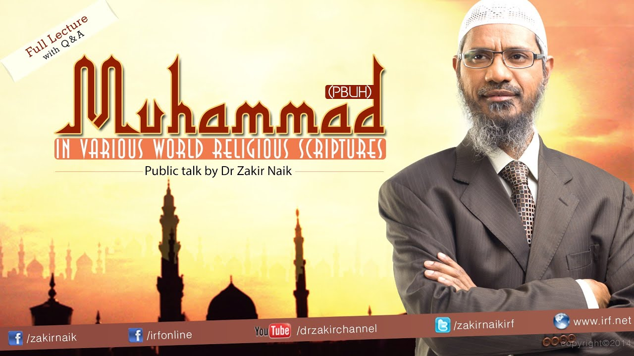 Muhammad (pbuh) in the Various World Religious Scriptures