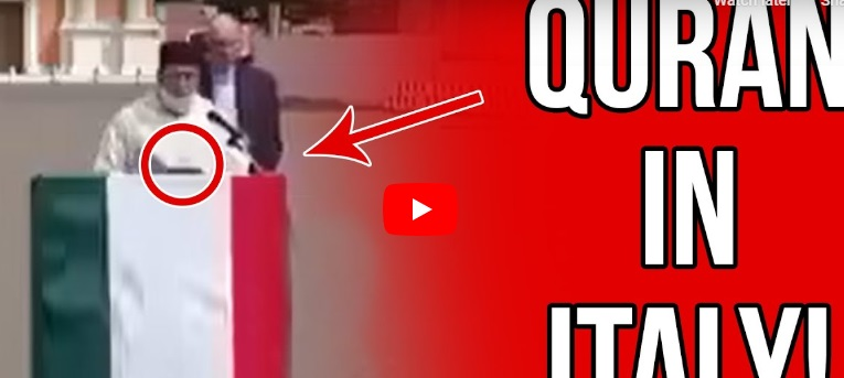 QURAN IN ITALY! – Strange Things Are Happening!
