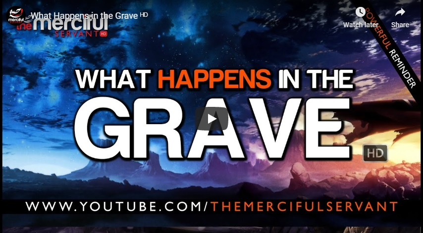 What Happens in the Grave