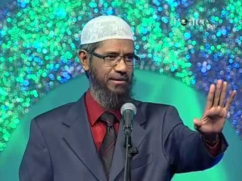 An Atheist asked a good question then argued and challenged Dr Zakir