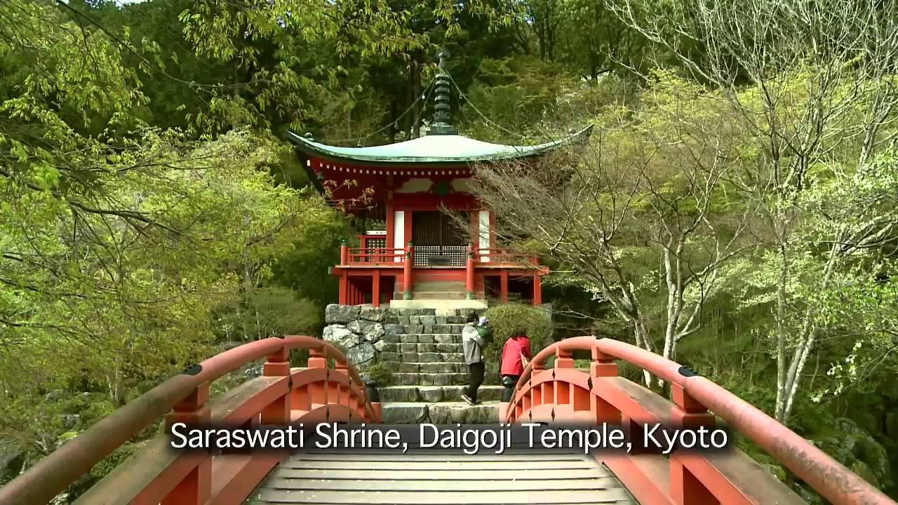 Indian Deities Worshipped in Japan