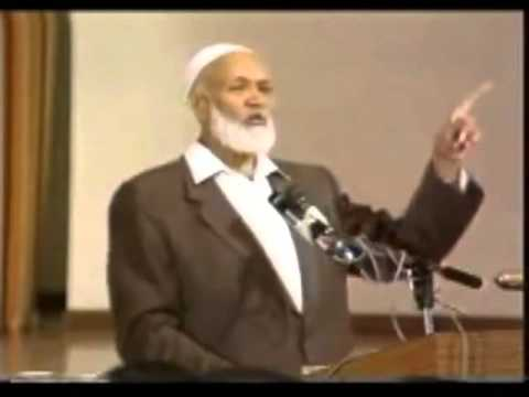 Ahmed Deedat Answer – Doesn't the Quran ask to believe in the Gospel?