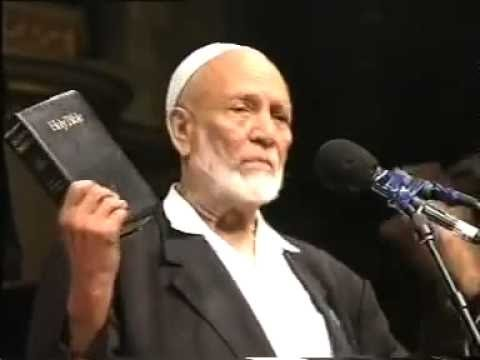 Islam spread by the sword ? Ahmed Deedat: What is wrong with the Muslims?