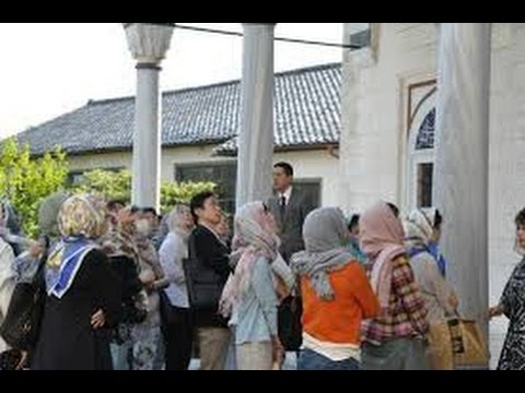 Japanese People Studying Islam in Tokyo Camii Mosque