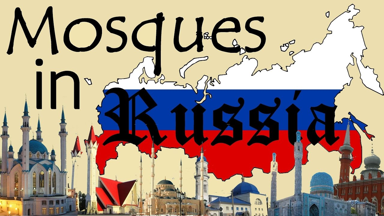 Mosques In Russia