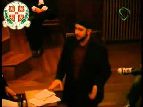 Stephen Gash gets humiliated in Debate with Bro Abdullah al Andalusi
