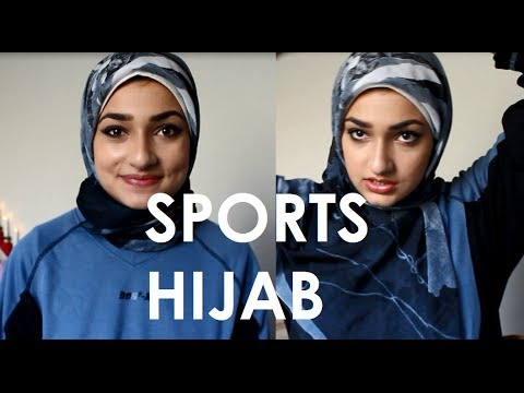 4 HIJABS FOR SPORT