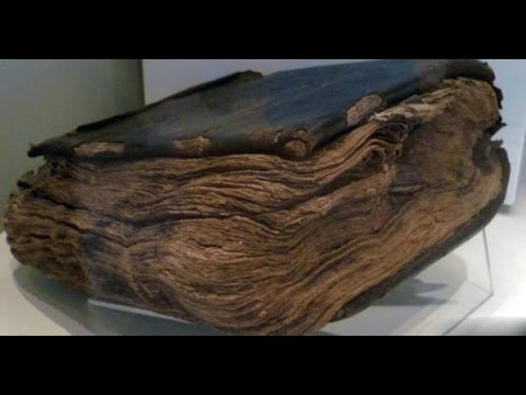1500 Year Old Bible Confirms that Jesus Christ Was Not Crucified, Vatican In Awe