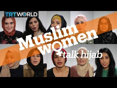 Muslim women talk hijab