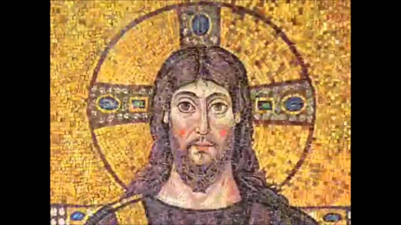 Jesus and The Sun God