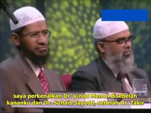 Zakir Naik VS Sri Ravi Shankar [Sub-Indonesia] Full_1
