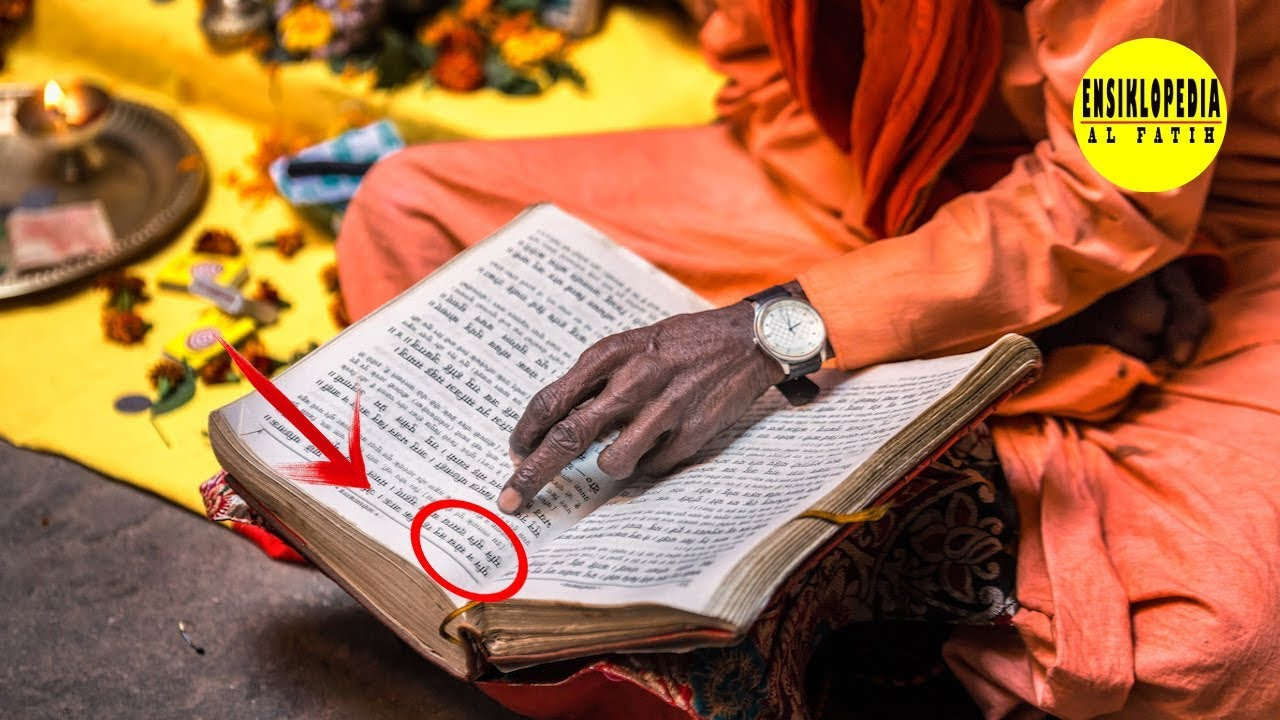 Ditemukan Nama Nabi Muhammad Dalam Kitab Hindu