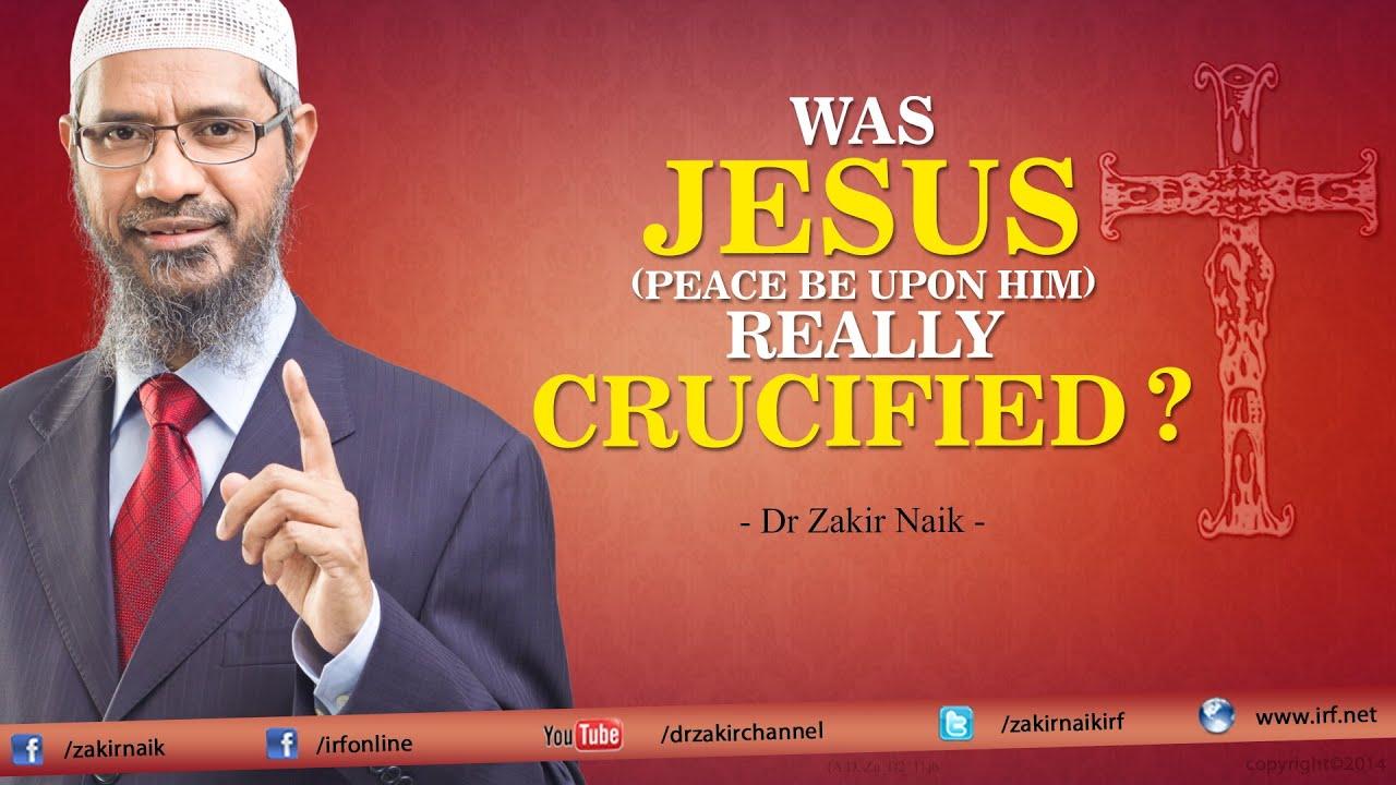 Was Jesus (pbuh) really Crucified?